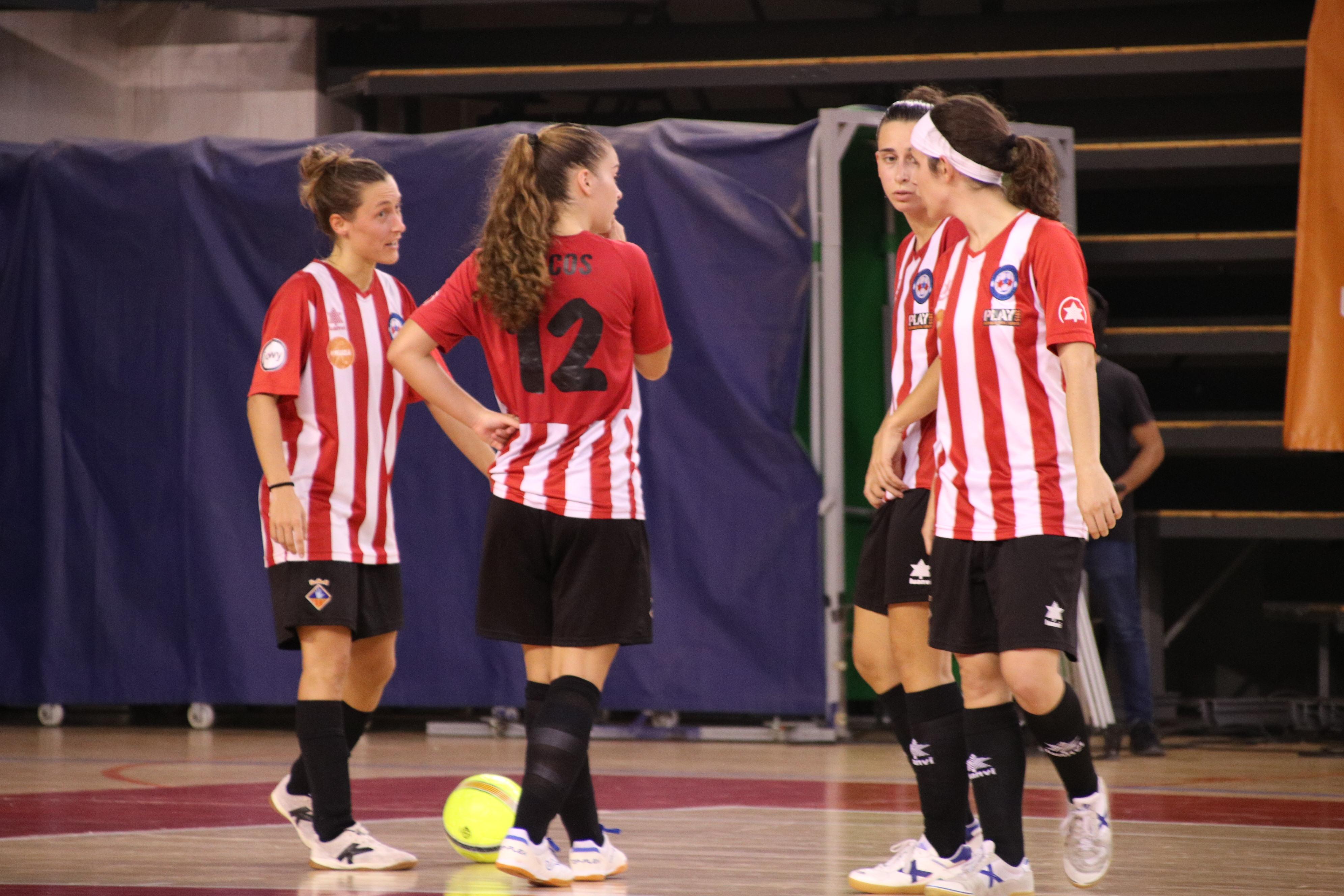 Crònica Sènior Femení A contra UA || Crónica Sénior Femenino A contra UA