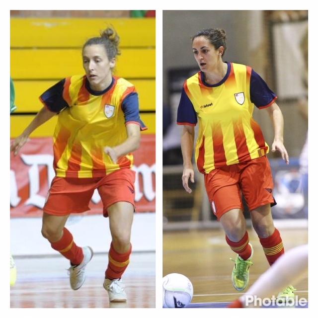 Helena Roig i Berta Velasco candidates a Millor Jugadora Futbol Sala 2016-17