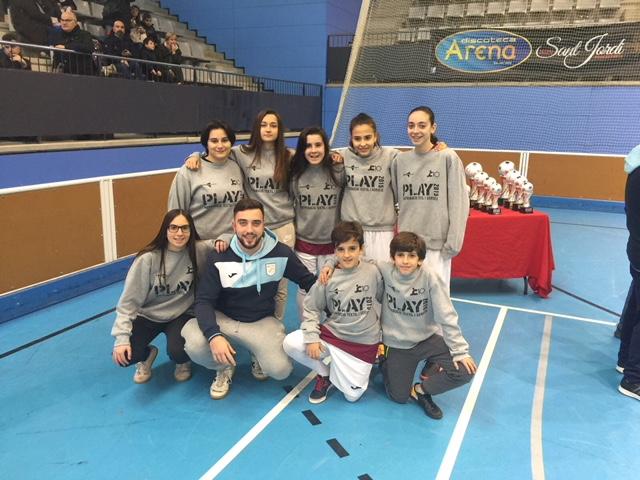 Els Campionats de Seleccions Comarcals, una gran festa del futbol sala base català