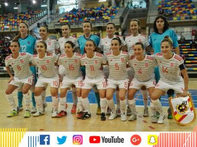 La Selección Española, Con Berta Velasco, Gana El Torneo IV Naciones