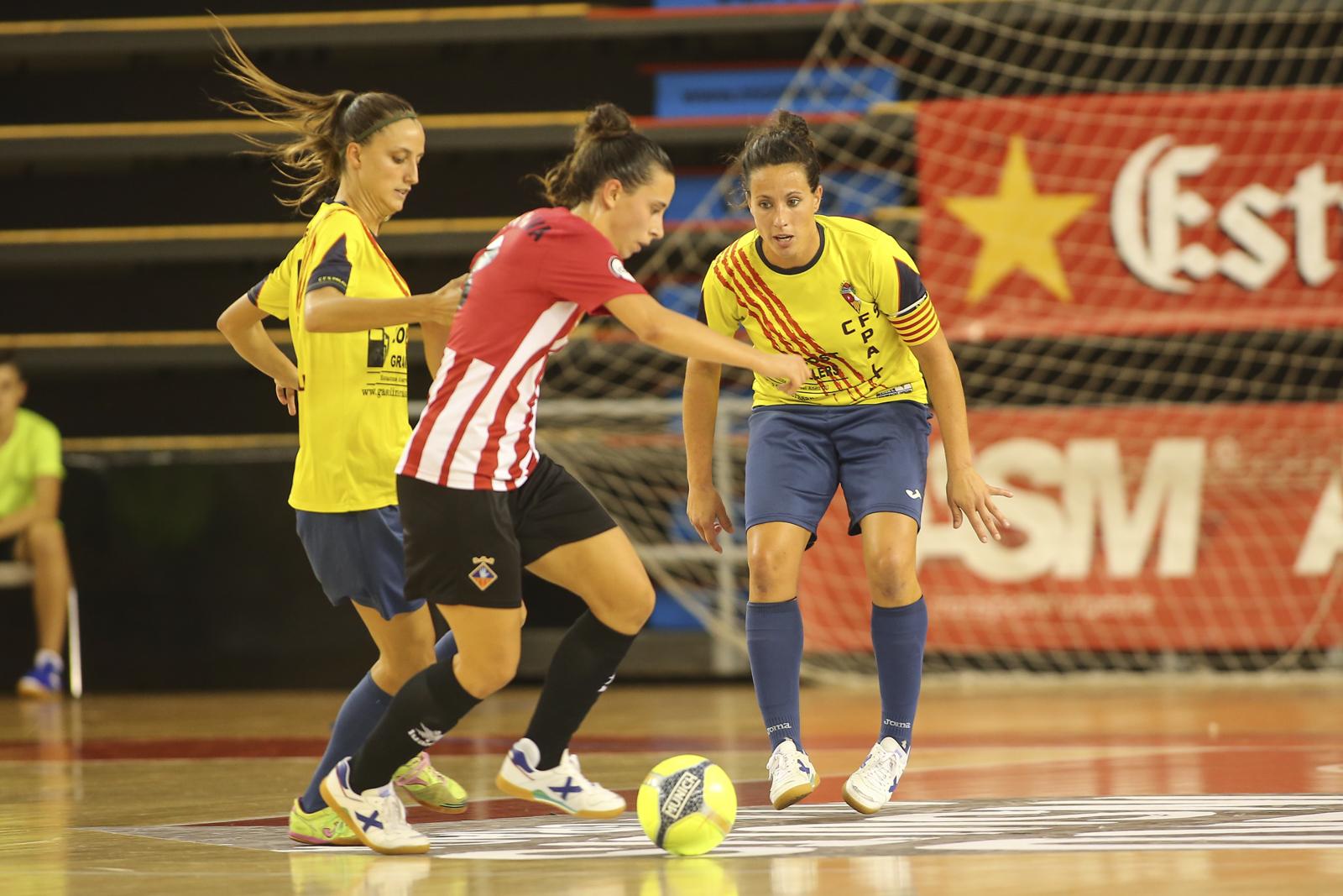 Laura Oliva i Marta de los Riscos, convocades a la selecció catalana sub21