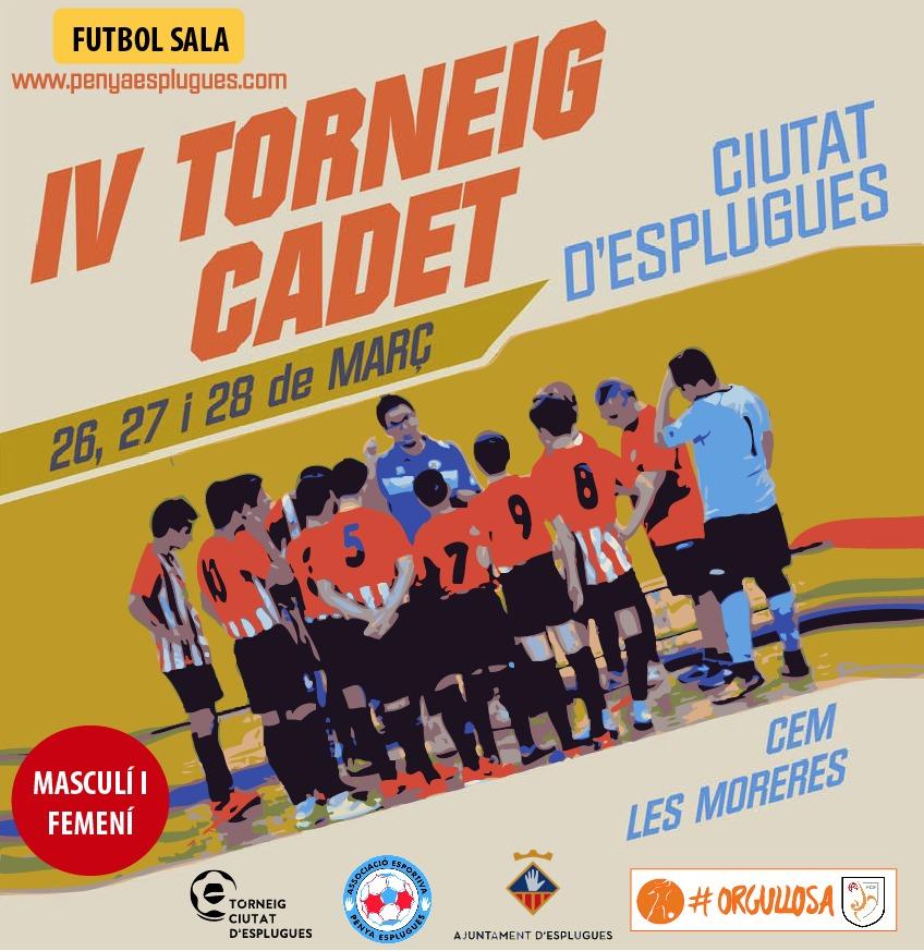 IV Torneo Cadete Ciutat D'Esplugues | IV Torneig Cadet Ciutat D'Esplugues