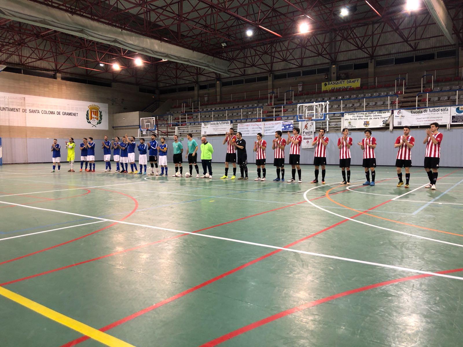 El Sénior Masculino A A Cuartos De La Copa Catalunya