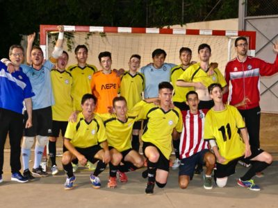 Crònica Juvenil A – Campions I Ascens A Divisió D'Honor