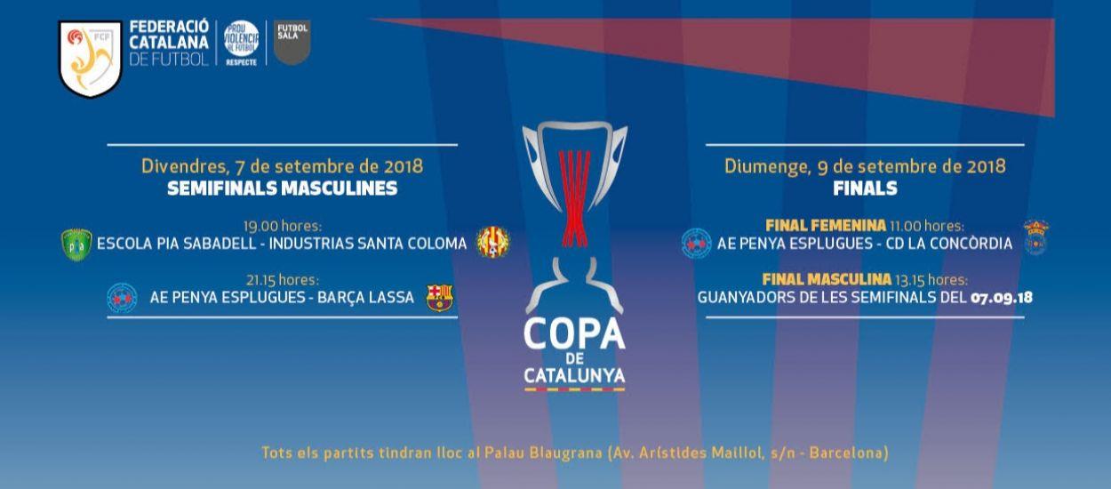 Prèvia Final De Copa Catalunya Femenina || Previa Final De Copa Catalunya Femenina