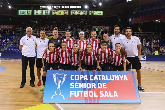 Campiones De Copa Catalunya!!