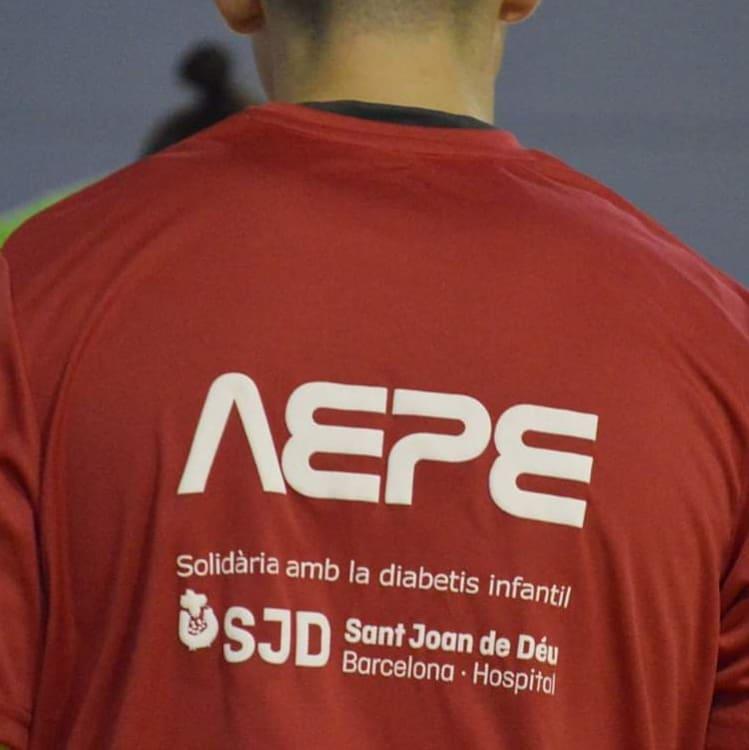Samarreta Solidària AEPE