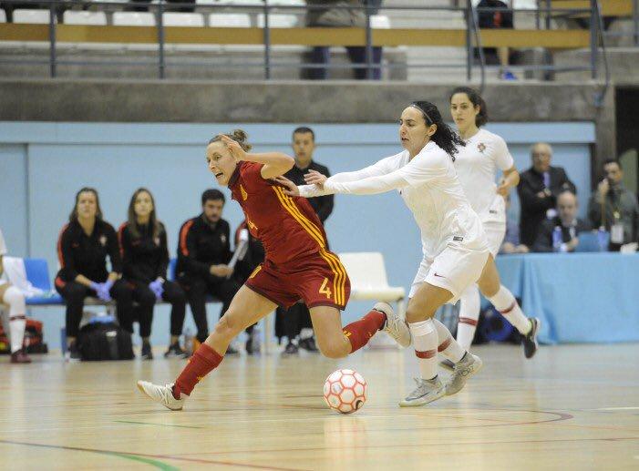 Berta Velasco Selección Española