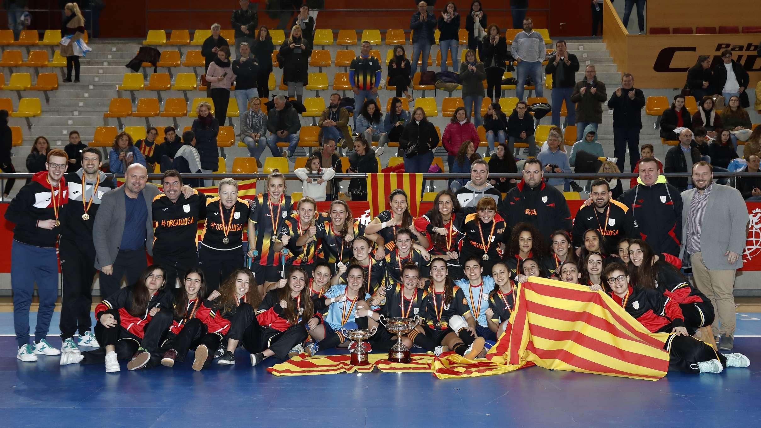 Muni I Riscos Campiones D'Espanya, I Dani, Gómez I Tremps, Subcampiones!!! || ¡¡¡Muni Y Riscos Campeonas De España, Y Dani, Gómez Y Tremps, Subcampeonas!!!