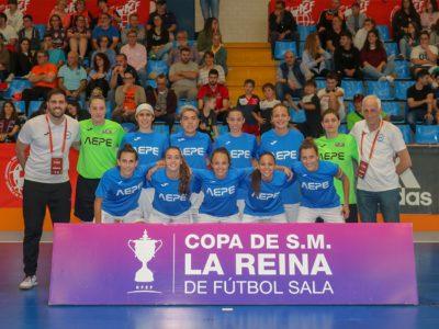 Crònica Del Sènior Femení Copa De La Reina  || Crónica Del Sénior Femenino Copa De La Reina