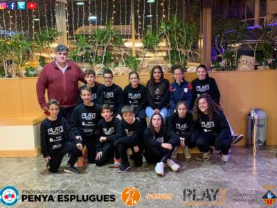 La Participació Dels Nostres Amb El Baix Llobregat Se Salda Amb 5 Campions Comarcals || La Participación De Los Nuestros Con El Baix Llobregat Se Salda Con 5 Campeones Comarcales